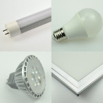 4 Vollspektrum-LED