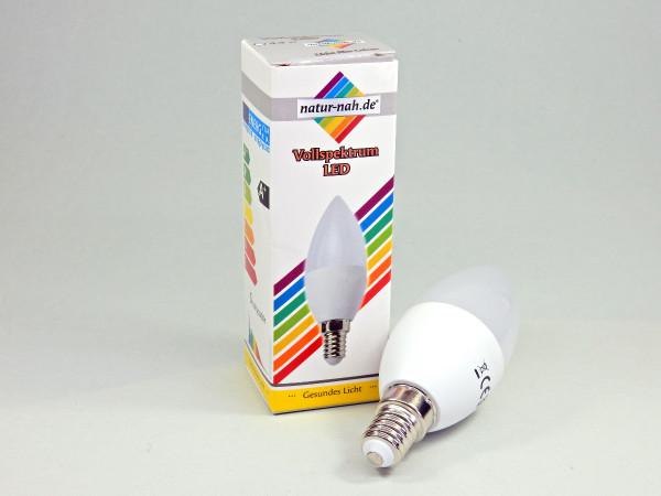 LED Lampe 4,5 Watt E14 Vollspektrum Tageslichtlampen natur-nah