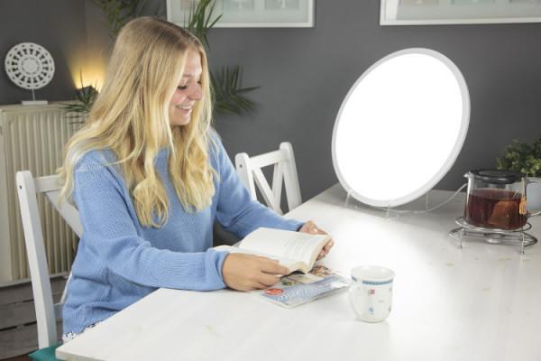 LED- Tageslichtlampe LENA 400 mit Vollspektrumlicht